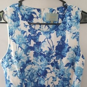 Skies Are Blue Dresses - Floral Dress